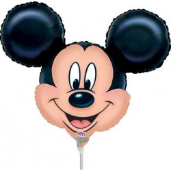 ALUMINIUM MICKEY BALLOON...