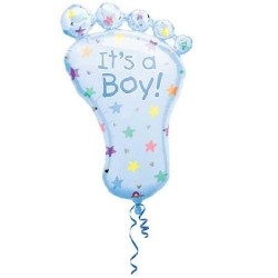 ALUMINIUM IT'S A BOY...