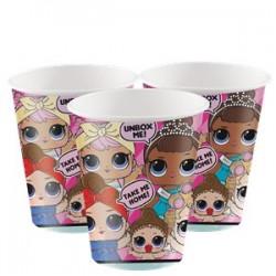 LOL Surprise - 8 CUPS 256ml