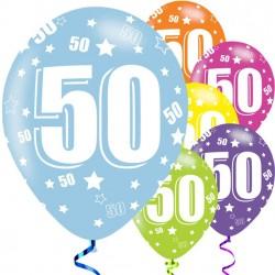 50th Birthday Assorted...