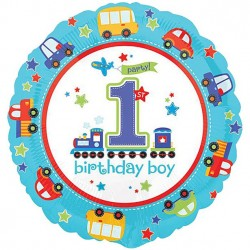 All Aboard 1st Birthday...