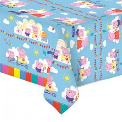 PEPPA PIG - TABLECOVER