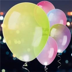 LED Latex Balloons Colour...