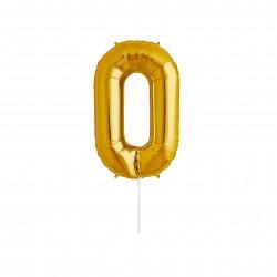 NUMERO OR, 0 – 14CM